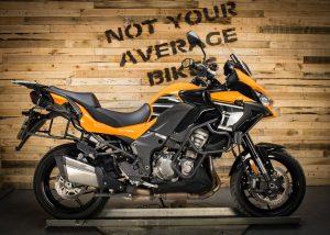 2020 Kawasaki KLZ 1000 Versys