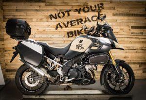 2015 Suzuki DL 1000 V Strom Desert